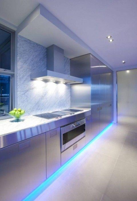 Consejos para lucir una cocina iluminada